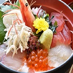 kaisendon(seafood don)