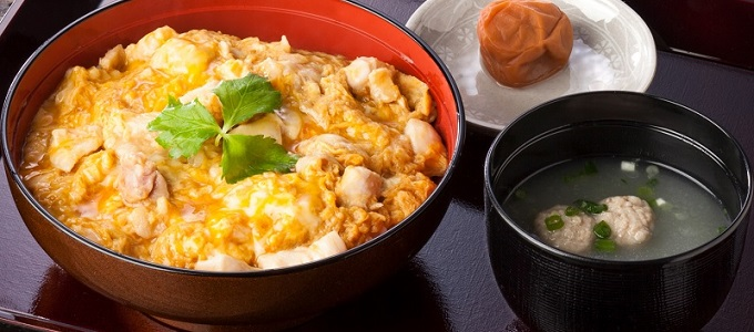 oyakodon in the west