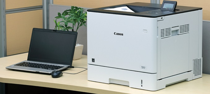 canon's laser printer